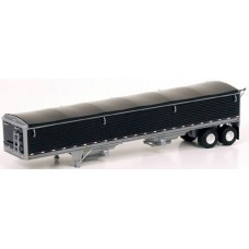 6003 - Wilson Pacesetter 43' Grain Trailer Kit - Pre-painted Black Body / Black Tarp