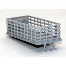 7020 - Stake Bed Body - Molded Gray