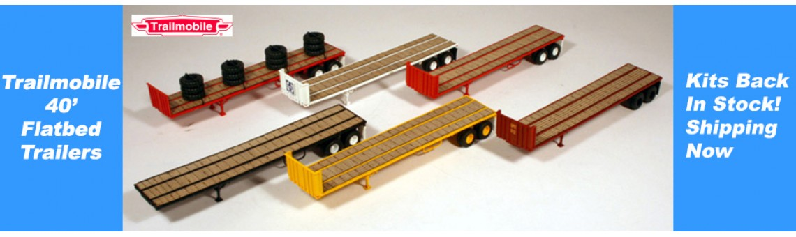 Flatbed Trailer Kits